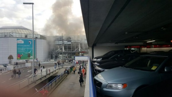 Проишествия: Хронология терактов в Брюсселе