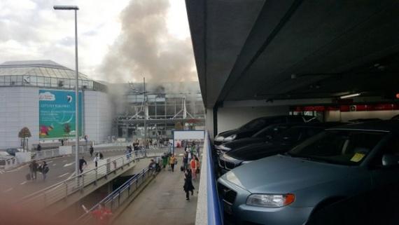 Проишествия: Теракт в Брюсселе