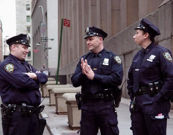 Интересное: Американская полиция