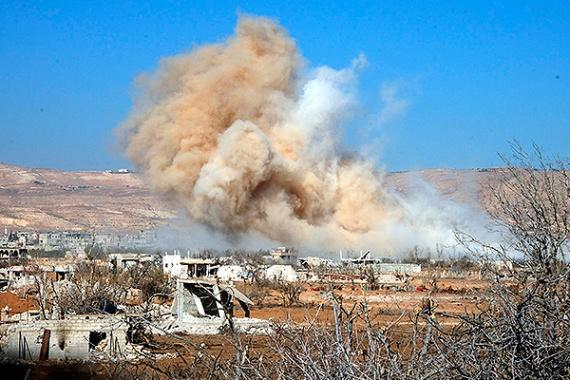 Общество: Российский спецназовец геройски погиб в Сирии