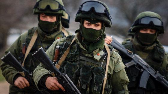 Политика: Русских трогать нельзя