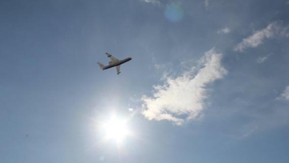 Проишествия: Захват самолета