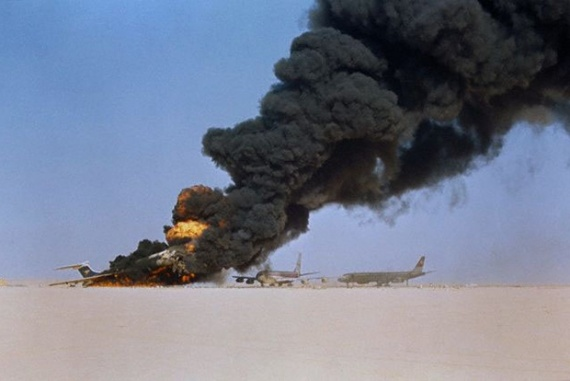 Проишествия: Угоны самолетов