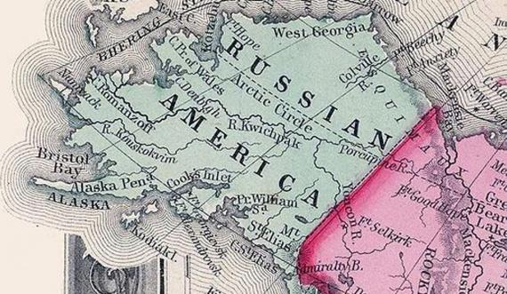 Общество: Верните Аляску, гады!