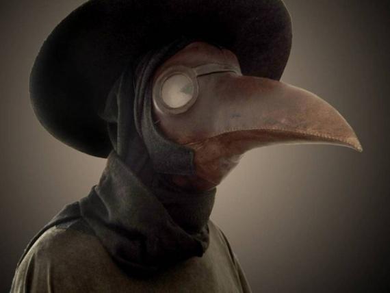 Интересное: Странные маски