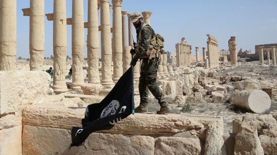 Общество: Пальмира. Сирия