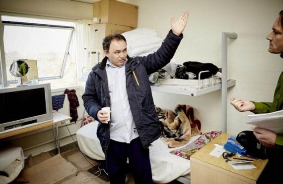 Общество: Тюрьма для беженцев в Дании