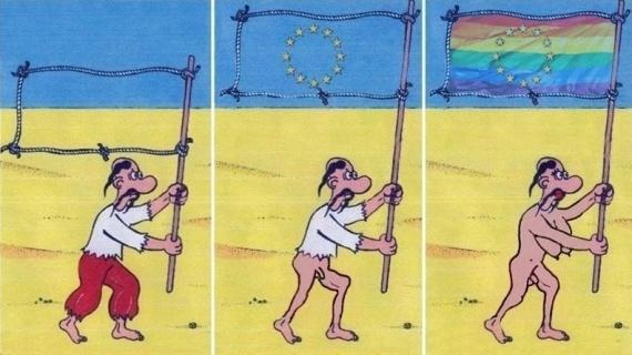 404: Украине окончательно закрыли путь в Европу