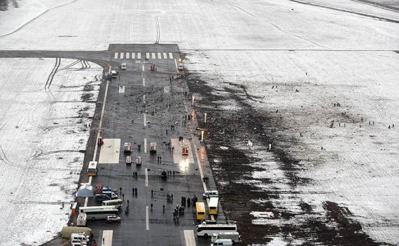 Проишествия: Показания чёрных ящиков разбившегося Boeing-737