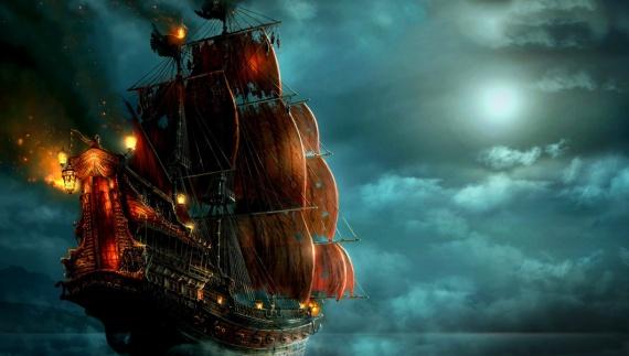 Интересное: Жанна де Клиссон - беспощадная пиратка