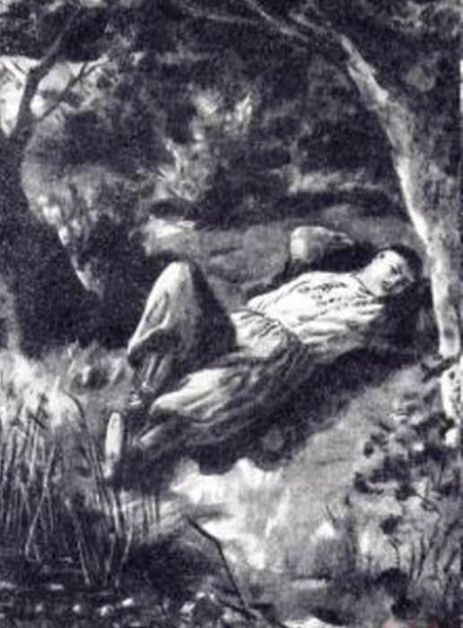 Интересное: Русалки - мистическая картина