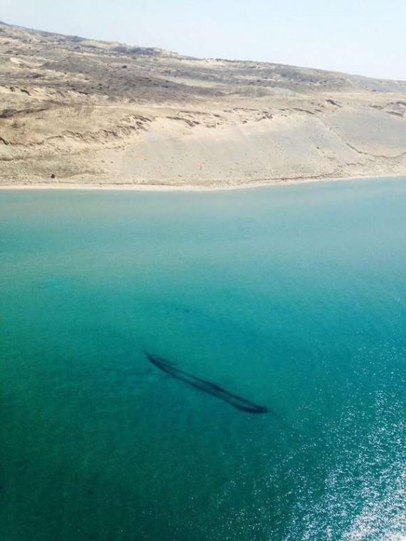 Интересное: Затонувшие корабли