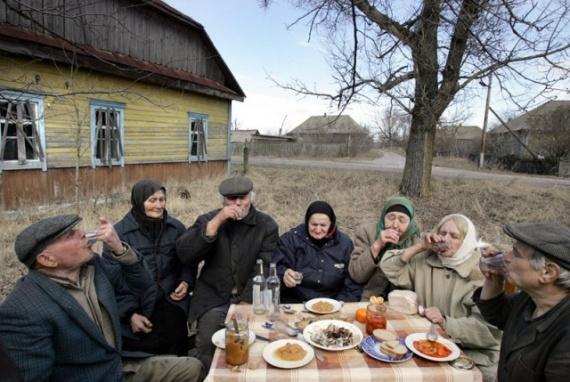 Общество: Жизнь деревенская :-)