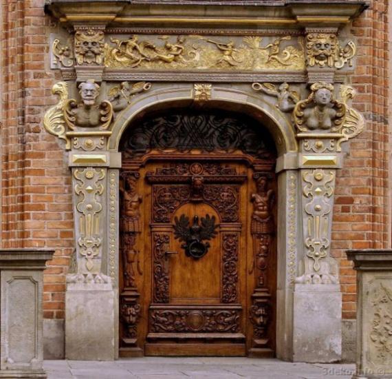 Интересное: Интересные факты о дверях