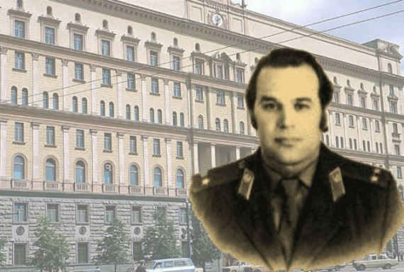 Интересное: Шпионы в СССР