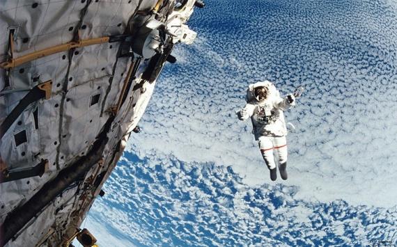 Интересное: Что не получится сделать в Космосе