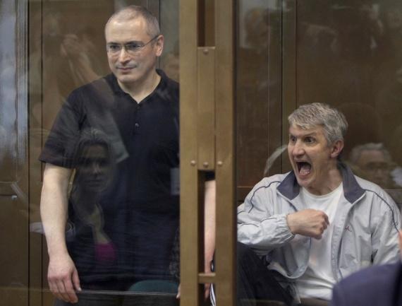 Новости: Россия не будет платить Ходорковскому