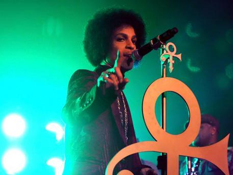 Проишествия: Умер певец Принс