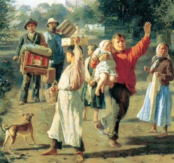 Интересное: История шарманки