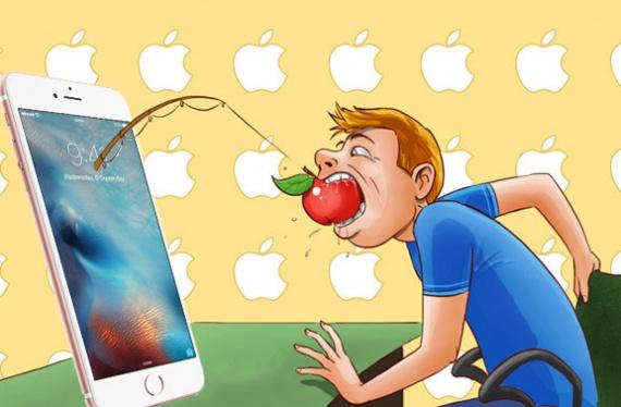 Технологии: Хакеры уводят пароли от Apple ID через SMS-рассылки