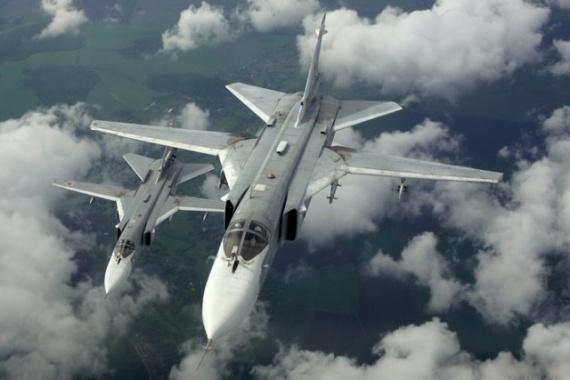 Общество: Интересное: Как наши летчики пендосов пугали
