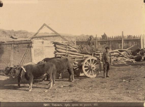 Интересное: Путешествие по Кавказу в конце XIX - начале XX века