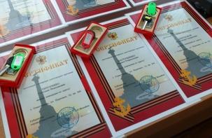 Общество: В Севастополе ветераны получили новые квартиры