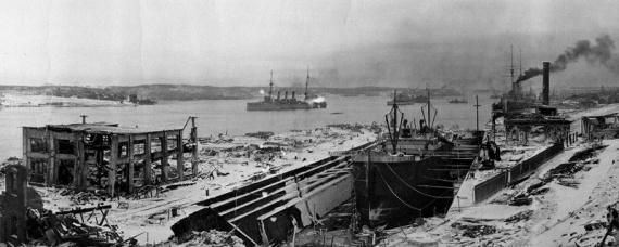Проишествия: Самые страшные морские катастрофы