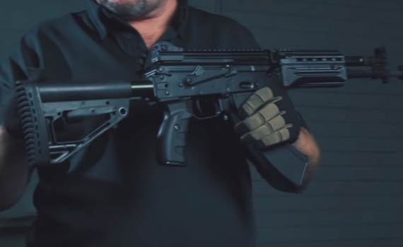 Интересное: АК-400 - новый автомат для спецназа