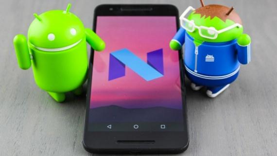 Технологии: Android N
