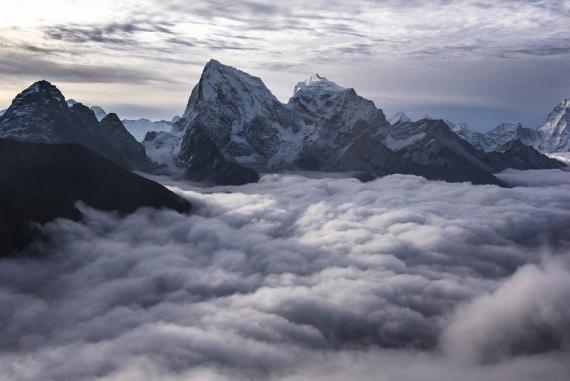 Природа: Лучше гор могут быть только горы