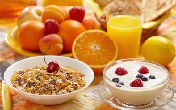 Полезные советы: Правильный завтрак