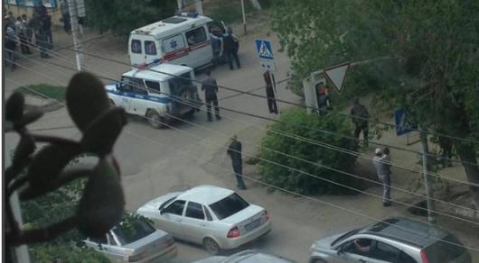 Проишествия: В Актюбинске попытки захватить военную часть и оруженые магазины