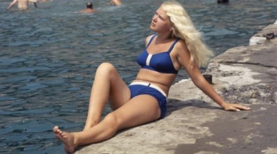 Интересное: Что раньше брали на пляж
