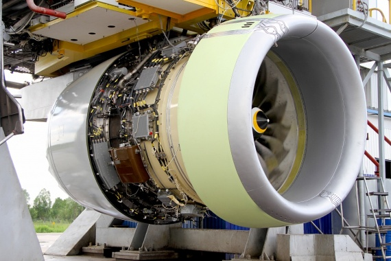 Интересное: Самолет МС-21-300