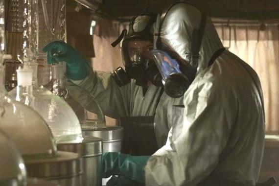 Криминал: Как два химика всю Европу завалили наркотиком