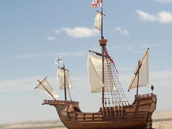 Интересное: Корабль с сокровищами