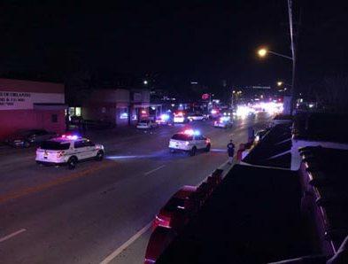 Криминал: Массовый расстрел в ночном клубе США: более 20 погибших