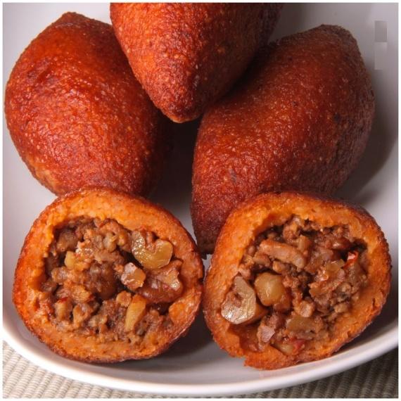 кухня: Традиционные турецкие блюда