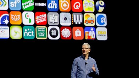 Технологии: Apple представила iOS 10