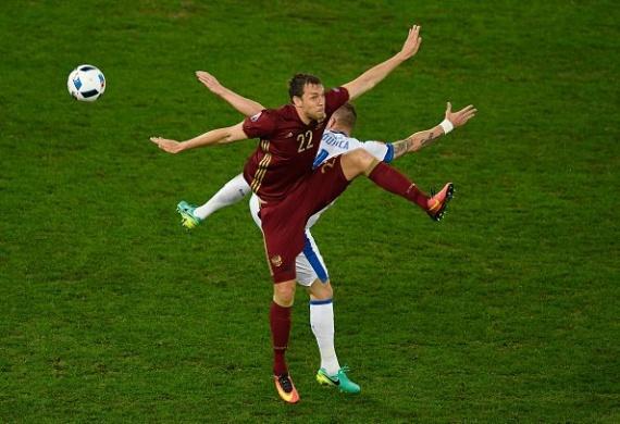 Спорт: Веселый футбол