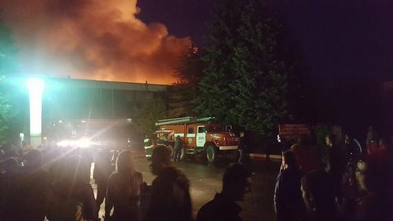 Проишествия: Спасая людей, героически погибли двое пожарных
