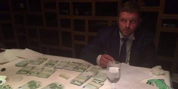 Криминал: Никита Белых задержан за взятку в 400 тысяч евро