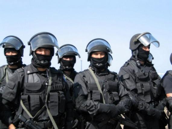 Закон: Антитеррористический закон