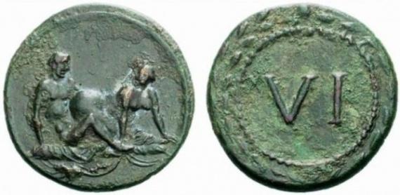 монеты для оплаты проституток