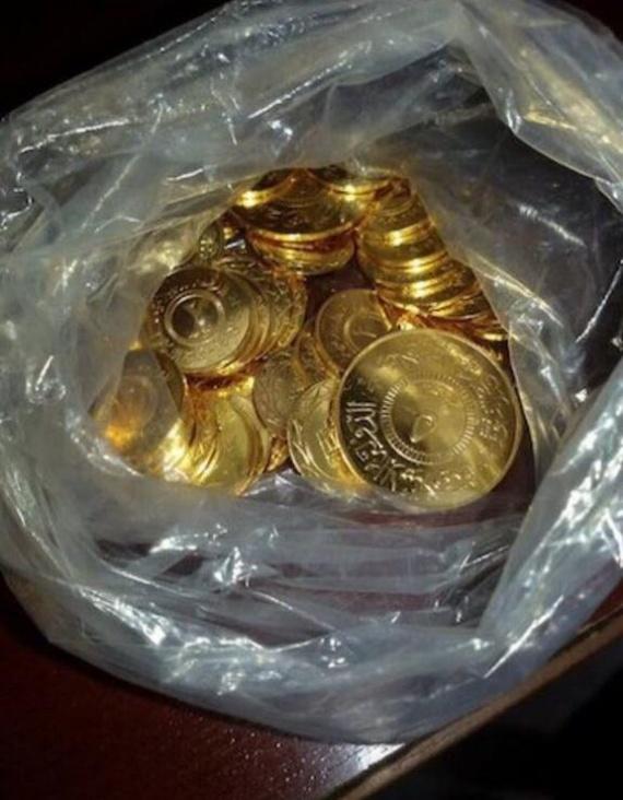 Финансы: Золотой динар ИГИЛ