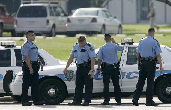 Проишествия: В Далласе во время протестов застрелены четверо полицейских