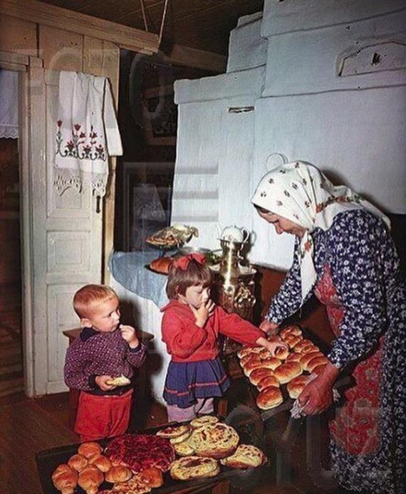 Общество: На деревню к бабушке