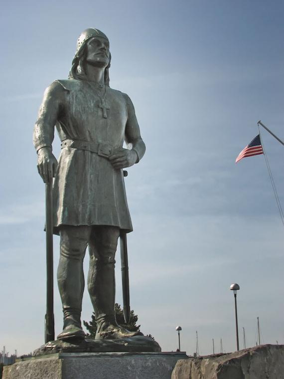 История: Кто открыл Америку