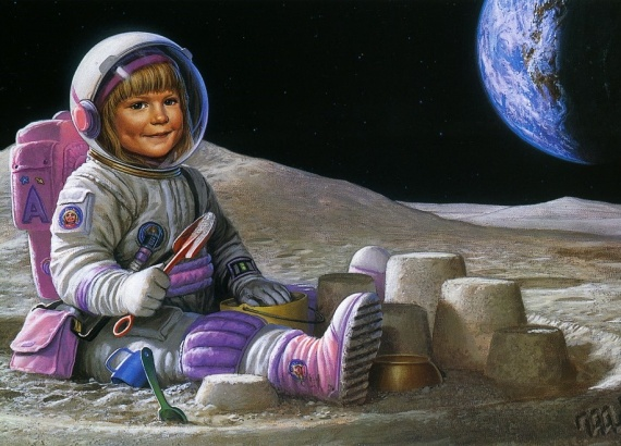 Технологии: И на Марсе будут яблони цвести